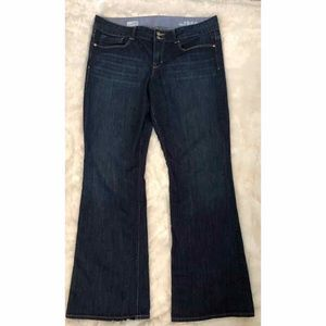 GAP Perfect Boot Jeans 14R